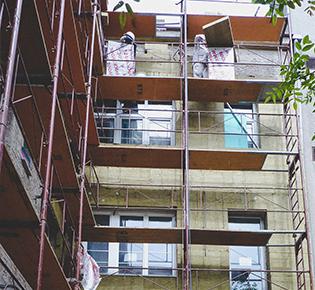 ATSTAVBY s.r.o. stavebná spoločnosť fasáda