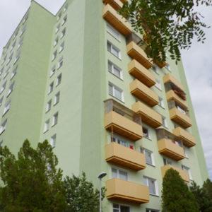 BD B.Němcovej 4, Nové Zámky