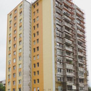 BD S.H.Vajanského 49, Nové Zámky