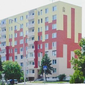 BD S.H.Vajanského 62-64, Nové Zámky