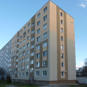 BD T.G.Masaryka 32-34, Nové Zámky